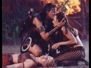 лучшие моменты зены королевы воинов 2 часть (первое убийство джоксера, смерть ол ...