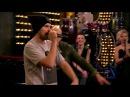 Вечерний Ургант. Noize MC, ST, Вахтанг — «Фристайл».22.04.2016