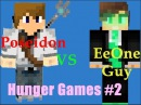 EeOneGuy and Poseidon на Cristalix - Hunger Games 2 Cristalix 2.0