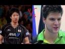 Mizutani Vs Ovtcharov - Epic Rivalry (Spectacular Points)