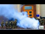 Харьковские силовики разобрались с диверсантами