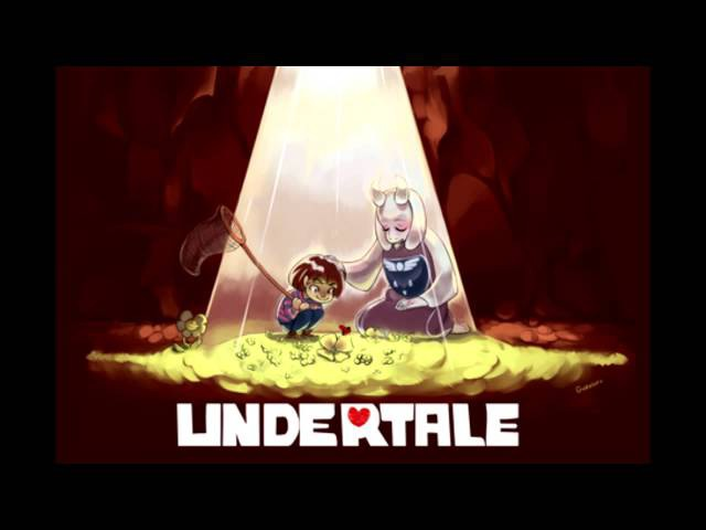Undertale OST - Hopes And Dreams (Intro) Save The World Extended