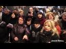 НЕАПОЛЬ ПОЁТ! - песенный флешмоб | Napoli, russo canzone flashmob
