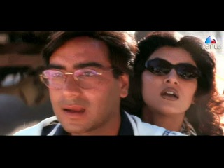 Sushmita Sen Requests Ajay Devgan to drop her at the Airport (Hindustan Ki Kasam)