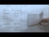 Превращение плоскости в объём  Законы светотени