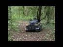 Немцы смеются над уникальным свойством танка Армата