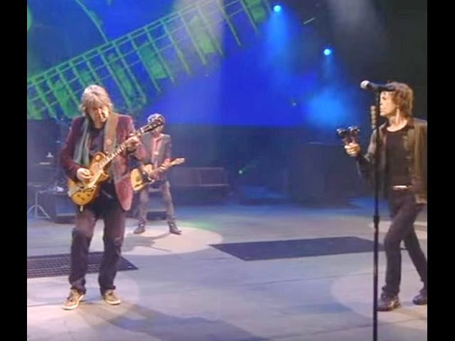 The Rolling Stones Mick Taylor - Can't You Hear Me Knocking - Glastonbury