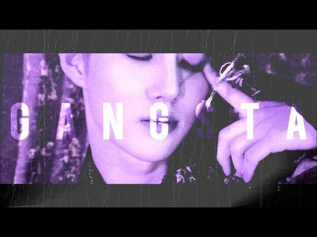 Kim Junmyeon (Suho) - Gangsta 💸 [FMV]