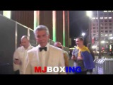 MICHAEL BUFFER REACTION AFTER LOMACHENKO CRAZY KNOCKOUT