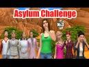 The Sims 4 Asylum Challenge/Психушка #3