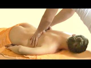 Методика профилактического, оздоровительного массажа спины. Methods of improving a back massage