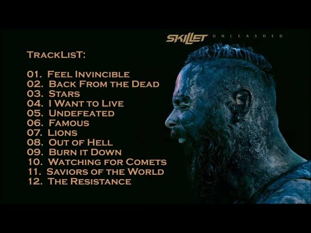 Skillet – Unleashed (Official Album Full)