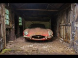 BARN FIND | 1964 Jaguar E-Type