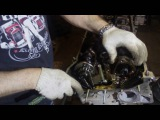 Разборка Мотора BMW М54b30 Часть 4 - Снятие Распредвалов