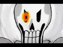 Undertale animation - Papyrus vs Gaster
