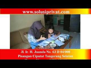 0813 1460 0674 (Telkomsel) Les Privat Di Griya Bukit Jaya,