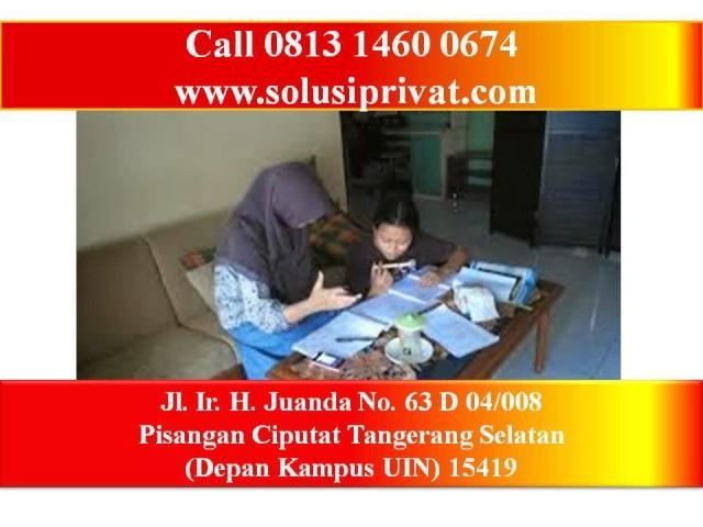 0813 1460 0674 (Telkomsel) Les Privat Di Pandan Valley,