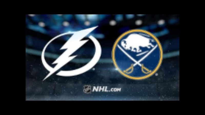 Tampa Bay Lightning vs Buffalo Sabres NHL Game Recap