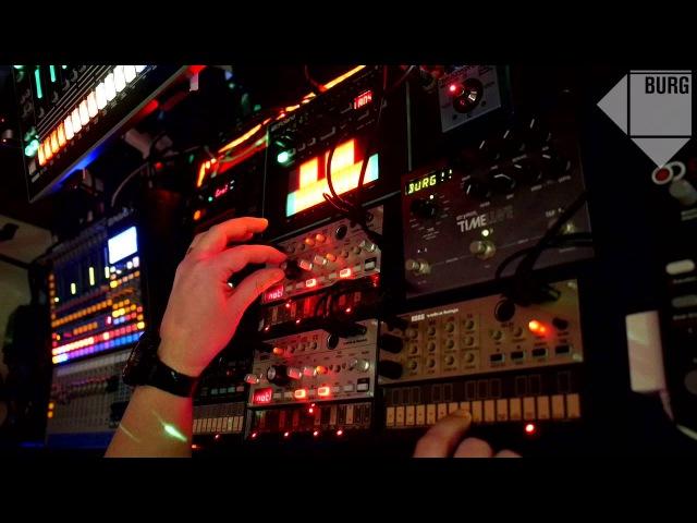 Volca FM ambient jam session (KORG Volca FM, volca keys, volca bass)