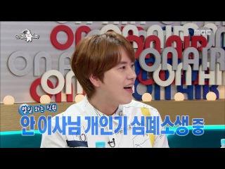 [RADIO STAR] 라디오스타 - Kangta's vocal mimicry parade! 20160727