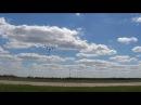 Закрытие АвиАдартс 2016 Стрижи в небе над Рязанью