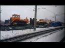 о п 29 км Томусинская из окна ЭД4М 0108