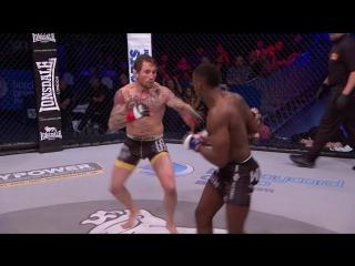 Martin Stapleton Vs. Damien Lapilus - BAMMA 25 (BAMMA Lightweight Title)
