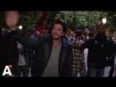 Massahysterie door komst Shah Rukh Khan Ik voel voor het eerst vlinders