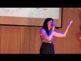 Алена Стриканова с песней :  Верни мне музыку