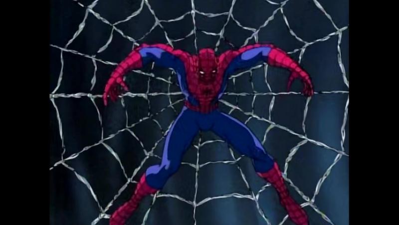 Человек паук 1994-1998 3 сезон 2 серия - Отцовские грехи. Часть 2. Загадай желание.