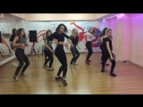 MiyaGi & Эндшпиль feat. Рем Дигга - I got love/dancehall choreo by AnnJara / part with students