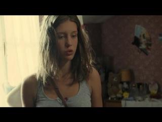 Adele Exarchopoulos - Des Morceaux De Moi(2012)(sex scene, сцена секса, эротика, постельная сцена, раком, трах, кончил, порно)