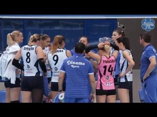 Dinamo Kazan - Irina Zaryazhko