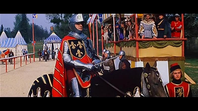 1961 - Тайны Бургундского двора / Le Miracle des loups