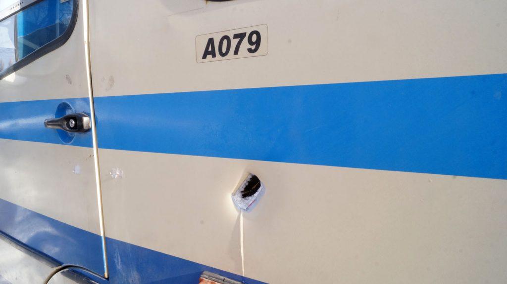 Следственные органы ДНР завели уголовное дело по факту обстрела автобуса в Еленовке