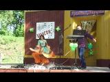 Шансон,г.Кашин,Цыганский танец Далида.Шаматонова Лариса и Артём Моллаев