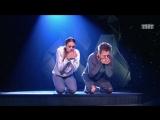 Танец Ирины Кононовой и Тэо Эдуарда