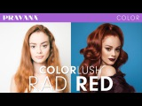 How-To  Rad Red Demi-Permanent Hair Color with ColorLush