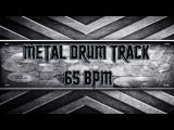 DoomStoner Metal Drum Track 65 BPM (HQ,HD)