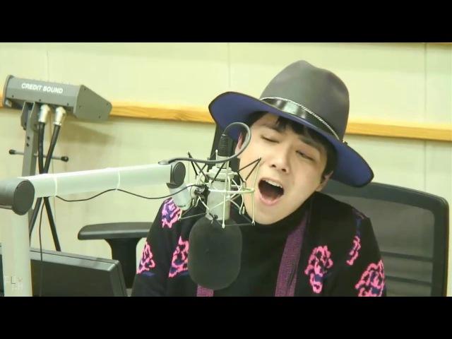 [720p]161031 이홍기 - 그녀의 연인에게 Singing @ KTR