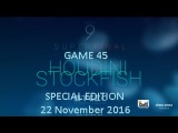 SPECIAL EDITION Superfinal G45 - Why Stockfish 8 played Nc4 &amp why Houdini did not capture g4