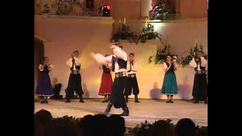 Malambo Bailado Por Rusos