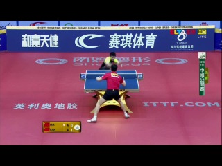 2016 China Open Highlights: Ma Long vs Fan Zhendong (Final)