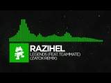 Hard Dance - Razihel - Legends (feat. TeamMate) (Zatox Remix) Monstercat FREE Release