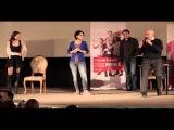 Мастер-класс Никиты Михалкова на кинофестивале