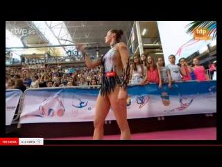 Екатерина Галкина (ОБРУЧ-многоборье) // КМ Гвадалахара 2016