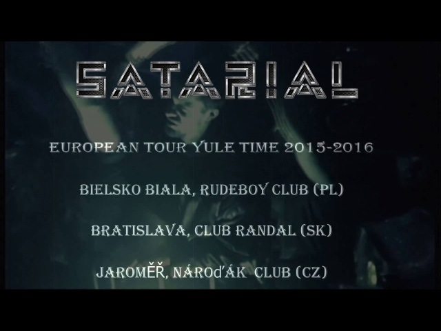 SATARIAL - Manifest Of Paganism ( live in Bielska Biala, Poland).