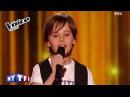 Je veux Zaz Nans The Voice Kids 2016 Blind Audition