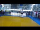 Всеукраинский турнир по дзюдо Азовская волна Зевадинов Ренат желтый пояс