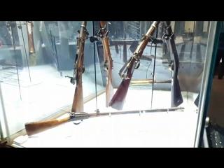 Ночь в музее оружия. (Тула)